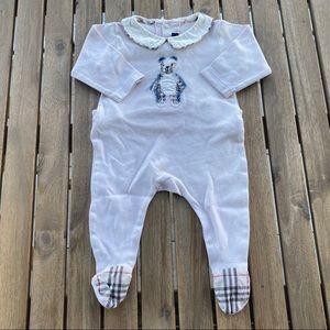 Pyjamas rompers Babygrow 0 / 3 months Burberry
